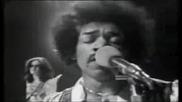 Jimi Hendrix - Voodoo Chile Live