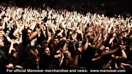 Превод! Manowar - Die for Metal ( Music Video ) * H Q *