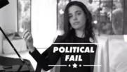 Far-right Israeli politician fails to be funny in 'Fascism' perfume ad