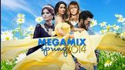 Мегамикс Пролет 2014 / Megamix Spring 2014