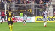 Локомотив Пловдив - Ботев Пловдив 0:1 /първо полувреме/