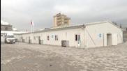 Turkey: EU Commissioner Hahn visits refugee camp in Gaziantep