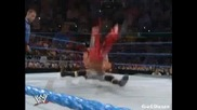Jamie Noble w/ Nidia vs. Rey Mysterio vs. Tajiri - Wwe Rebellion 2002