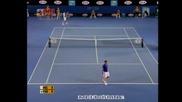 Australian Open 2009 : Федерер - Дел Потро | Част 1/3