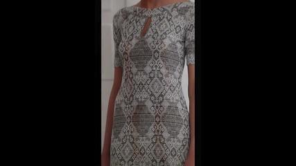 bote - Къса рокля Дора (2)
