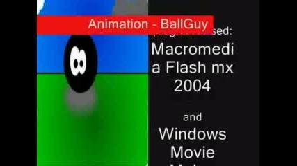 Анимация - Човече