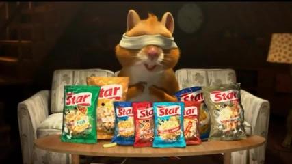 Реклама на Star Snacks