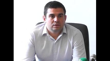 Златев: Направили сме проект за съществуването на Ботев през следващата година