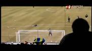 Лео Меси вкарва невъзможен гол !