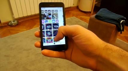 Nokia Lumia 630 Видео Ревю - SVZMobile