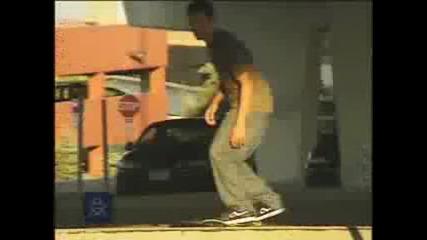 Steve Nesser Skateboarding