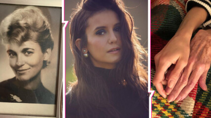 Бабата на Нина Добрев почина, актрисата сподели трогателен пост в Инстаграм