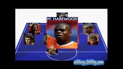 Отбор на седмицата в Premier League от I - ви кръг