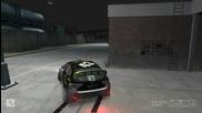 Gta Iv Gymkhana - Drift with Ken Blocks Subaru Impreza Wrx Sti 2009