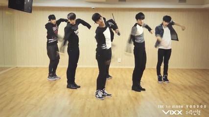 (vixx) - (practice Voodoo dancing Video)