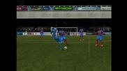 Неочакван вратарски гол ! | Fifa 13