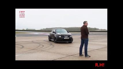 Nissan Gt-r в комбинация с Nissan Juke