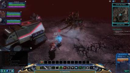 Starcraft Universe Alpha Gameplay