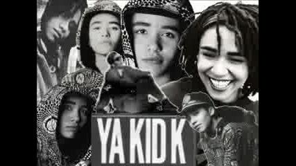Ya Kid K Technotronic Mix