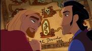 1/6 Пътят към Ел Дорадо - Бг Аудио - анимация (2004) The Road to El Dorado # Dreamworks Animation hd
