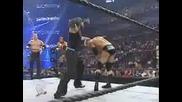 Triple H Team .vs. Umaga Team - Part 2
