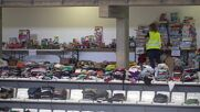 Spain: Volunteers sort through thousands of donations for residents hit by La Palma eruption