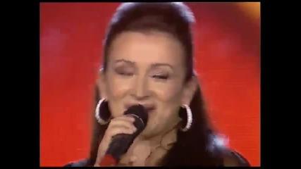 Andrea Čekić - Ženski Baraž (Zvezde Granda 2011_2012 - Emisija 6 - 29.10.2011)