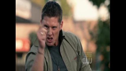 Jensen Ackles - много смешно