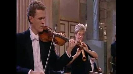 Й. С. Бах - Бранденбургски концерт No.2 - 2
