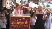 Kristin Chenoweth Is The Toast Of Hollywood