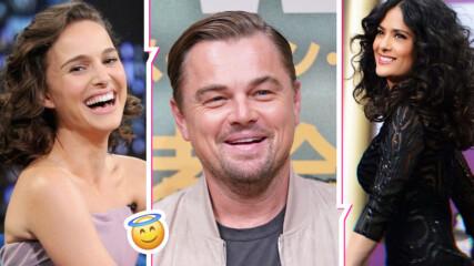 Малки стъпки от големи звезди: Холивудските знаменитости, които се отдадоха в името на природата