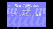 Kelly Clarkson - Behind these hazel eyes (lyrics)