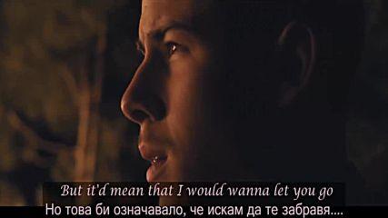 ♫ Nick Jonas - Chainsaw ( Официално видео) превод & текст