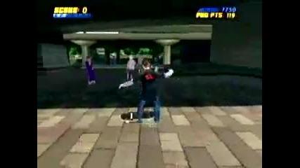 Tony Hawks Pro Skater 4 Trailer ( Mac )