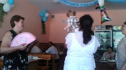 Криси /годинка-кръщене/ 27.07.2013