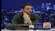 интервю с Даахан Кюлегеч