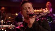 Justin Timberlake - Medley Live 2013 ( Like I Love You, My Love, Cry Me A River, Senorita )