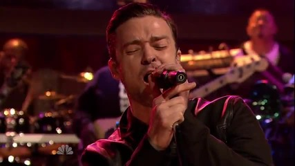 Justin Timberlake - Medley Live 2013 ( Like I Love You, My Love, Cry Me A River, Senorita )