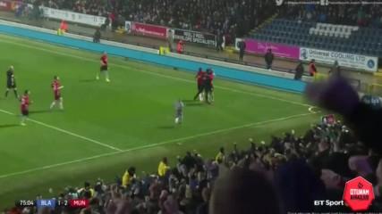 Highlights: Blackburn Rovers - Manchester United 19/02/2017
