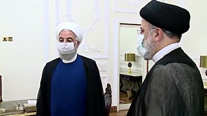 Iran: Official presidential transition between Rouhani and incoming President Raisi