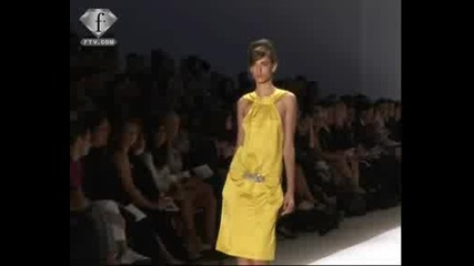 Fashion Tv - Fashion Video Now Playing - Nanette Lepore S S 2008 - New York