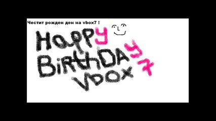 Честит рожден ден Vbox7 !