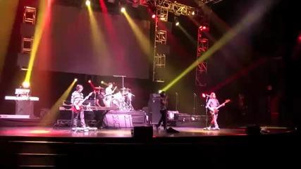 Concert for Hope - Backstage !