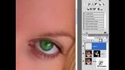 Photoshop Фоторетуш - подобрение на кожата