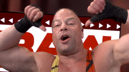 RVD talks peace, love & knockout blows: WWE.com Exclusive, July 22, 2019