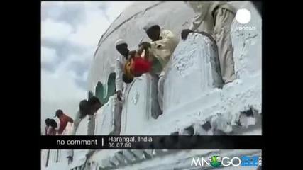Странен обичай в Индия