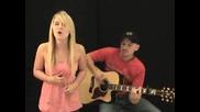 15 Годишно Момиче Пее Невероятно!