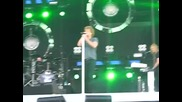 Bon Jovi Only Lonely Live Royal Beach Concert, Scheveningen, Holland 2010