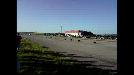 26.07.2009 Пежо 306 - Субару Легаси