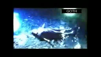 Goth Love Of Death Trailer (english subtitles)
